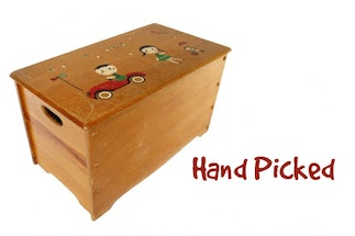 Kids Hand Picked Toys