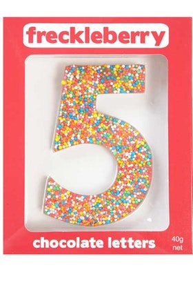 Freckleberry Choc Freckle Number