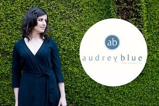 Audrey Blue