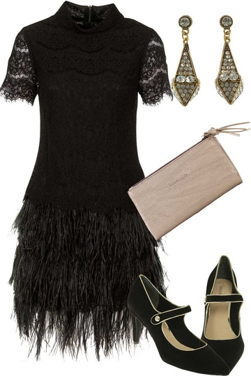 Gatsby Bliss Outfit Includes Martini Diana Ferrari And