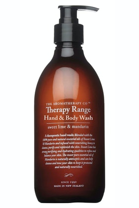 The Aromatherapy Co Hand & Body Wash Sweet Lime & Mandarin