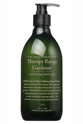 The Aromatherapy Co Gardener Exfoliating Hand Wash Wild Lime & Mint