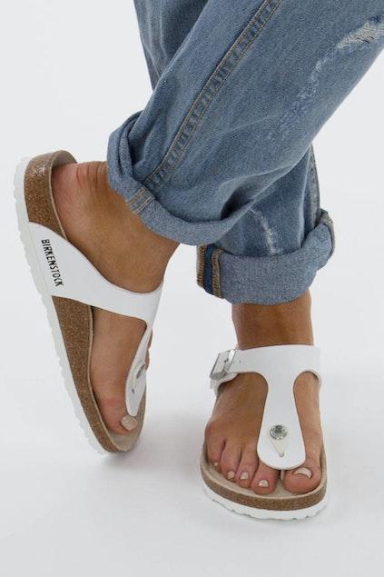 02182f7bef Birkenstock Gizeh Thong - Womens Flats - Birdsnest Online Clothing Store