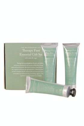 The Aromatherapy Co Essential Feet Gift Set