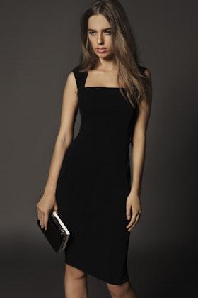 Sacha Drake Iris Cap Sleeve Dress