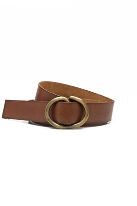 Stitch and Hide Daisy Leather Belt