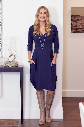 bird keepers The Pocket Tunic Dress