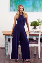 bird keepers The Cross Waist Jumpsuit