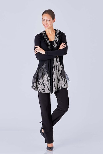 66a95bcd379ef Black & Boo Outfit includes Betty Basics, Boo Radley, and bird ...