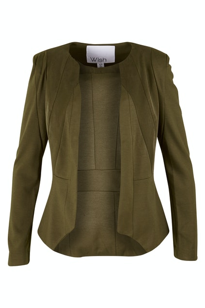 Wish Fashion Label Clothing Persuit Jacket Womens