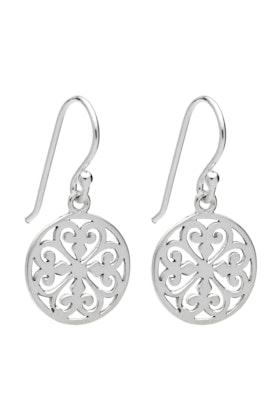 Najo Marrakech Sterling Silver Earrings