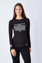 SnowAngel Bucket List Long Sleeve Tee