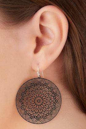 Nest Of Pambula Jupiter Earrings