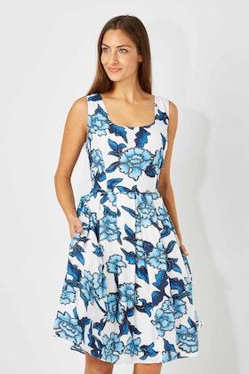 Very Very Alara 50's Dress