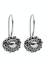 Firenze Sterling Silver Drop Earrings