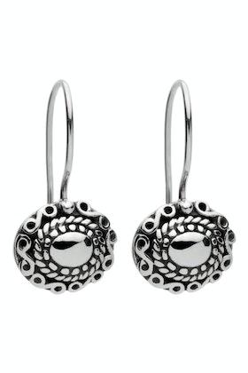 Najo Firenze Sterling Silver Drop Earrings