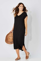 bird keepers The Mid Length Tee Dress