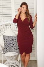 bird keepers The V Neck Dress