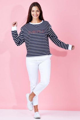 Embrace Embrace Cotton Sweater