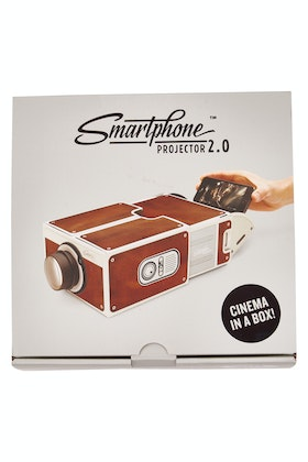 IS Gifts Luckies of London Smartphone Projector