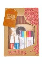 Seedling Design Out Loud - Cardboard Speakers