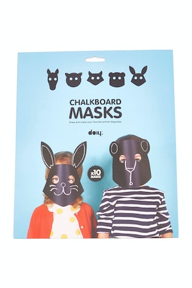 Until Chalkboard Masks