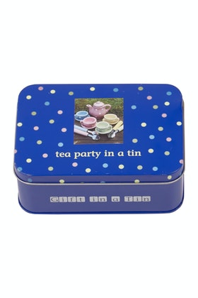 IS Gifts Tea Party In A Tin