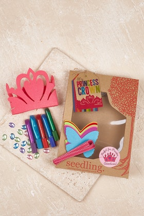 Seedling Make Your Own My Princess Crown