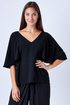 bird by design The Butterfly Sleeve Blouse