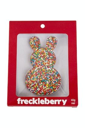Freckleberry Choc Freckle Bunny