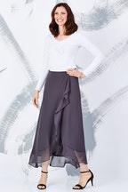 bird by design The Crossover Maxi Skirt