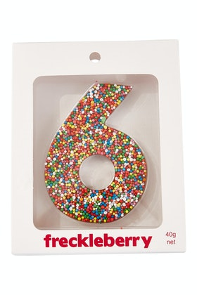 Freckleberry Choc Freckle Number