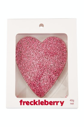 Freckleberry Heart Freckle