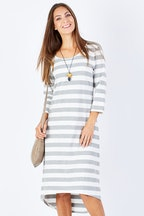 bird keepers The High Low Midi Dress