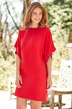 bird keepers The Reversible Bell Sleeve Tunic Dress