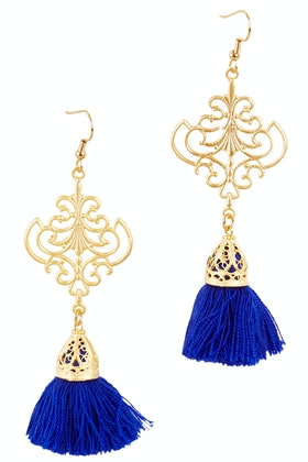 Isle & Tribe Anouke Cocktail Earrings