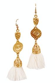 Ishtar Tassel Earrings