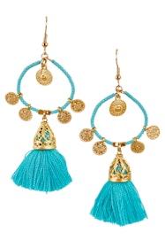 Tanis Tassel Earrings