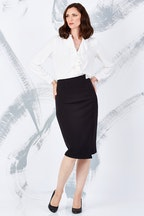 bird by design The Asymmetrical Pencil Skirt