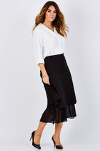 bird keepers The Layered Maxi Skirt
