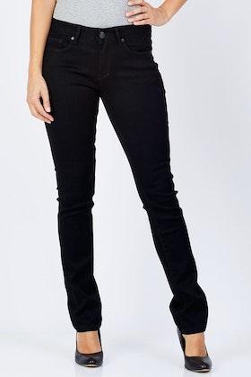 Lola Jeans Kristine Mid Rise Straight