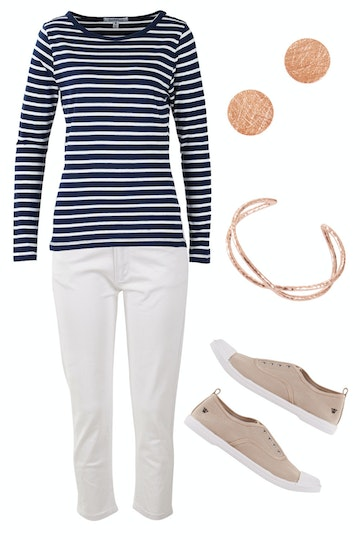Relax in Stripes
