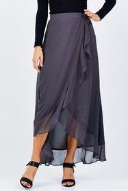 The Crossover Maxi Skirt