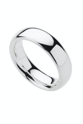 Najo Comfort Band Sterling Silver Ring