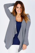 Betty Basics Melbourne Stretch Cardigan