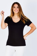 Betty Basics Manhattan Stretch Tee