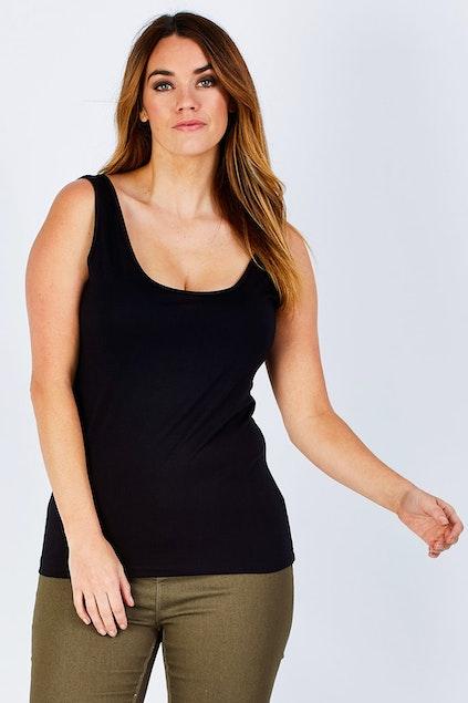 214489bfbc Betty Basics Miami Stretch Singlet - Womens Tanks - Birdsnest Online ...