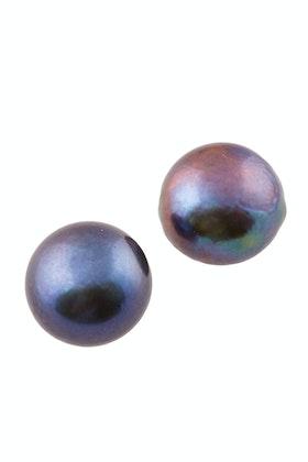 Lush Designs Pearl 10mm Stud Earrings