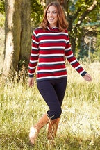 bird keepers The Wool Blend Roll Neck Knit