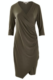 The V Neck Dress